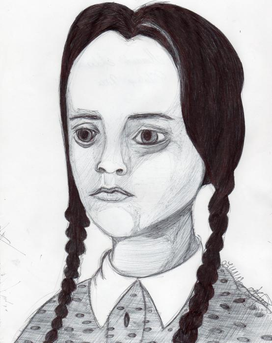 Christina Ricci por furbillon
